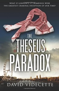 **Author Interview** The Theseus Paradox by David Videcette
