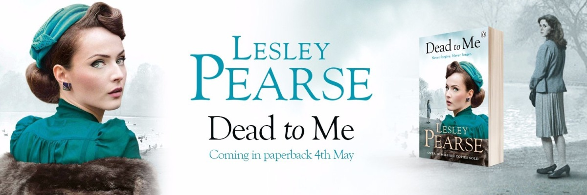 Dead To Me by Lesley Pearse #BookReview @LesleyPearse @MichaelJBooks #LoveLesley