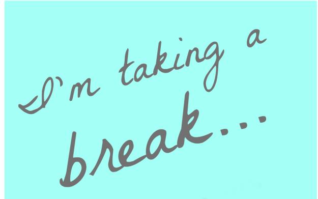 take time away