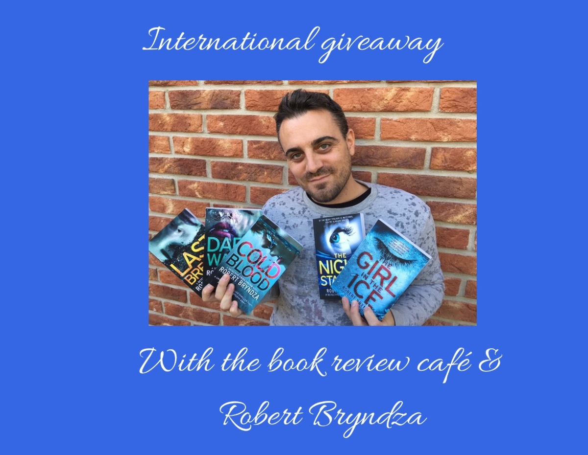 International #Giveaway with Robert Bryndza @RobertBryndza | The ...