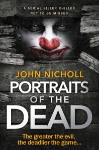 John Nicholl - Portraits of the Dead_cover