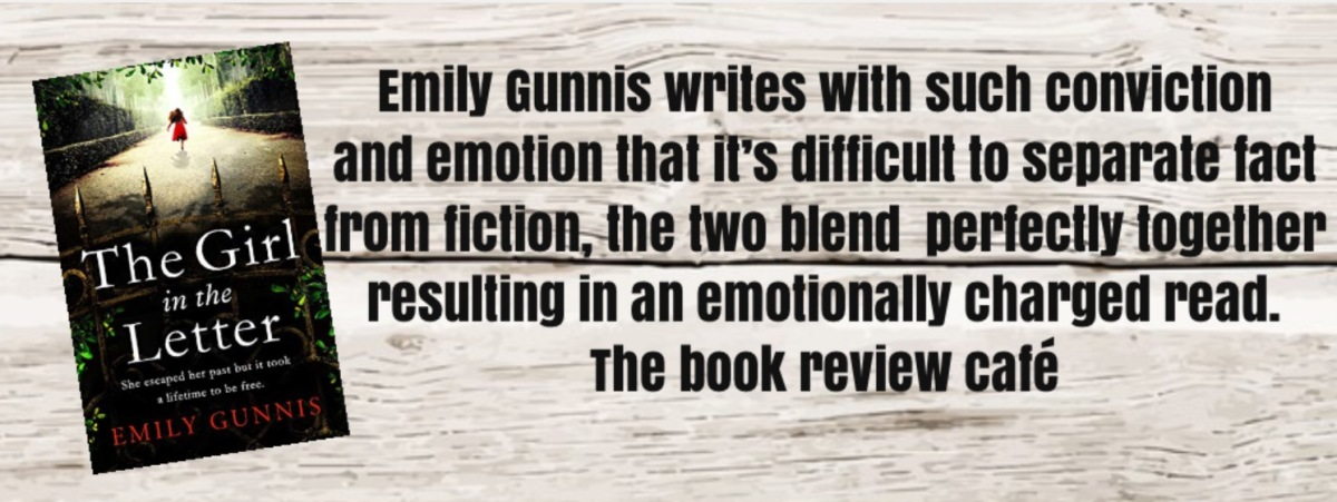 The Girl In The Letter by Emily Gunnis #BookReview @EmilyGunnis @Phoebe_Swinburn @headlinepg