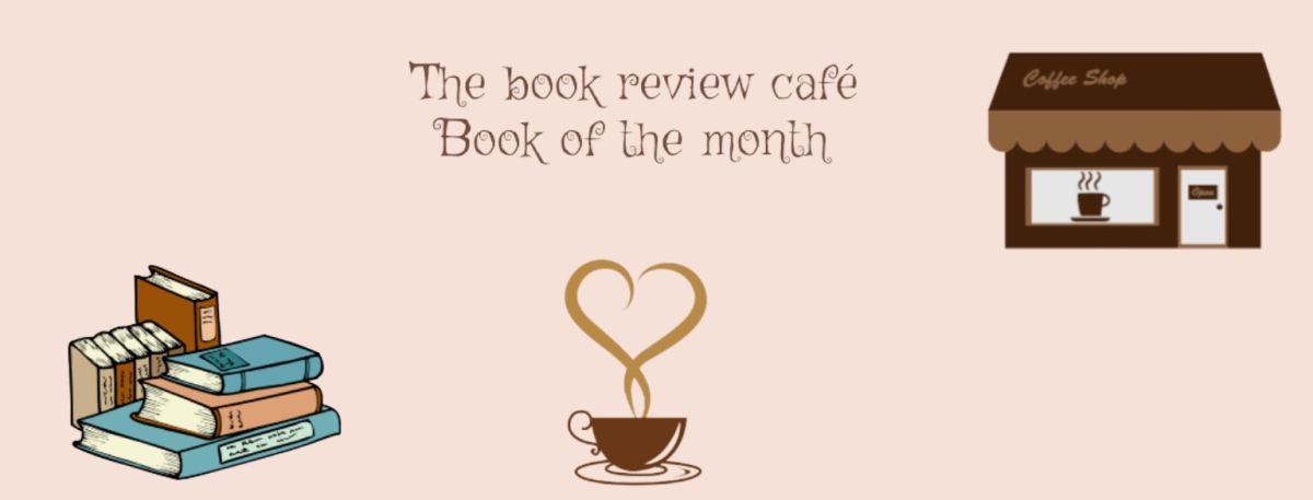 The book review café  book of the month **January 2019**