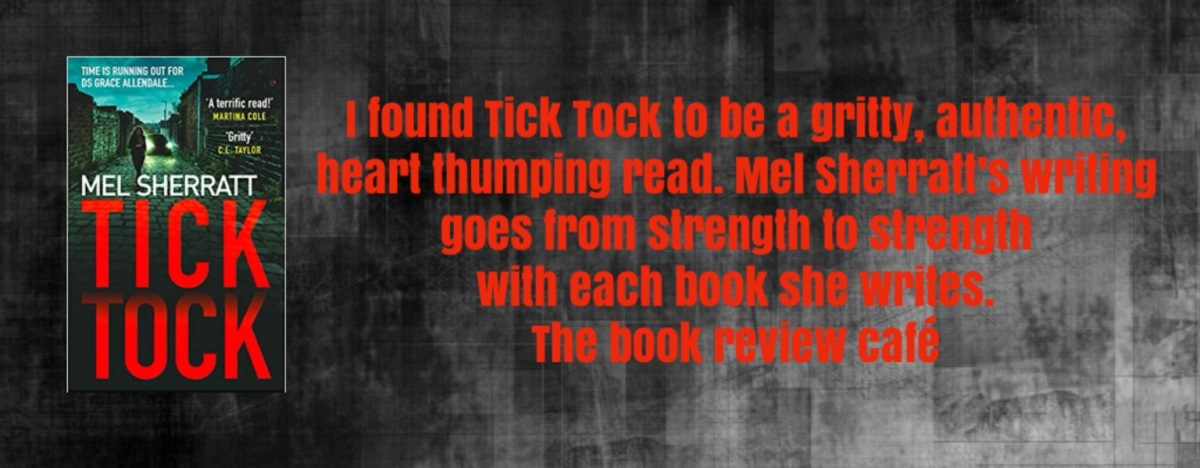 Tick Tock by Mel Sherratt @writermels @AvonBooksUk #BookReview #BlogTour #TickTock