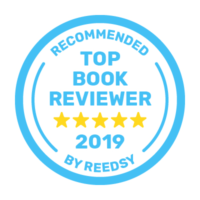 Top Book Reviewer 2019